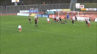 Highlights SC Pfullendorf - KSV Baunatal