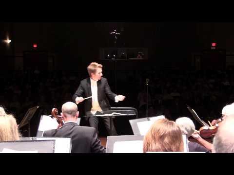 """Mendelssohn:  Symphony No. 4 """"Italian"""", I (excerpt)"""
