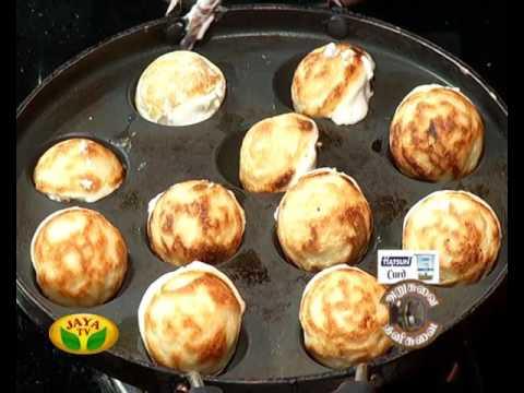 """Diet Curd Vadai & Diet Manchurian"" Arusuvai Ithu Thani Suvai – Jaya tv cookery Program"