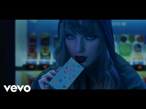 Taylor Swift  End Game ft Ed Sheeran, Future
