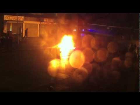 Belfast Riots 2013 HD 2