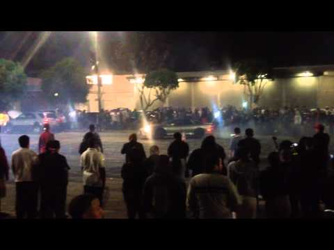 LOS ANGELES CALIFORNIA CRENSHAW STREET RACING