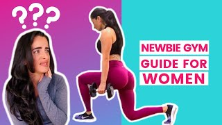 How To Start Weight Training For Women (Beginner's Gym Guide)