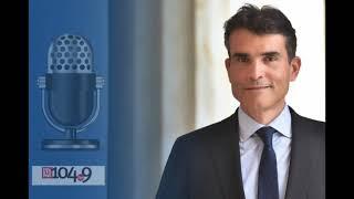 Συνέντευξη του Βουλευτή Δημήτρη Κούβελα στο Ρ/Σ ΠΡΑΚΤΟΡΕΙΟ FM στις 13.9.2021