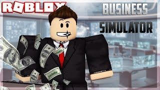 Becoming the CEO of YouTube in Roblox! *EPIC SIMULATOR GAME!*