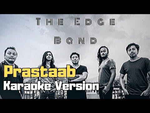 Prastaab - The Edge Band (Karaoke Version)