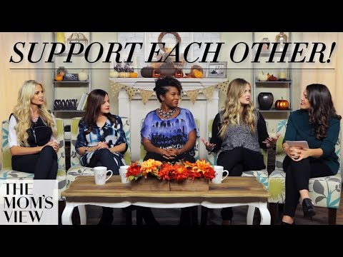 The F-Word: Feminism and Mean Girls on The Mom's View!