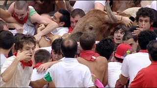 23 injured in stampede at Spain's running of the bulls - no comment