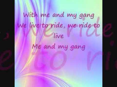 Rascal Flatts- Me And My Gang with lyrics