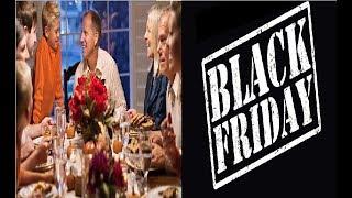 el TERRIBLE plan de la Élite para Acabar con el día de acción de gracias Utilizando el Black Friday