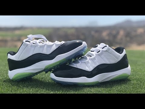 c0efe39d37af Jordan 11 Low Golf  Concord  Review. Hype Bros Sneakers