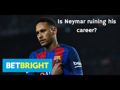 Is Neymar ruining his career by moving to PSG?
