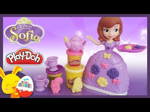 Princesse sofia disney play doh p te modeler en - Telecharger princesse sofia ...