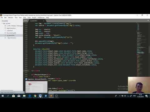 Membuat Aplikasi Mobile Dengan Javascript