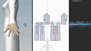 3D-моделирование одежды