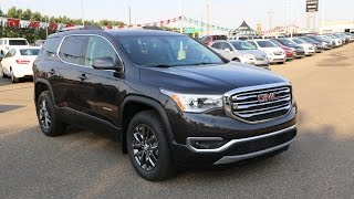 Brand New 2017 GMC Acadia SLT-1 For Sale In Medicine Hat, AB!