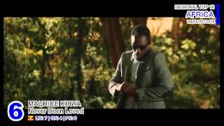 AFRICA Top 10 (week 25 / 2015)