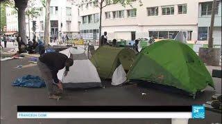 Comment sont accueillis ceux qui souhaitent demander l'asile en France ?