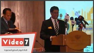 سفير نيودلهى بالقاهرة يفتتح مهرجان الهند على ضفاف النيل