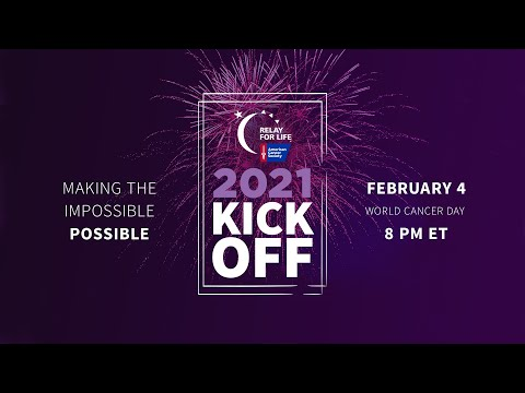 2021 Relay For Life Kick-off