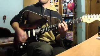 Ska-p - Tio Sam Guitar Cover