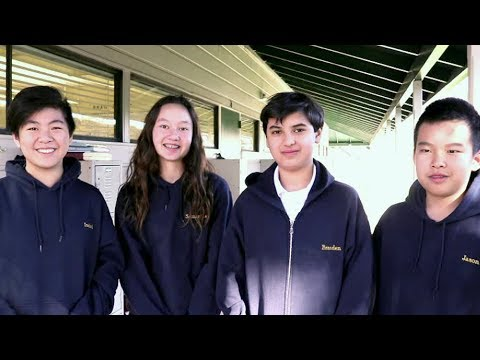8th-Graders Comment on Their Clairbourn School Experience