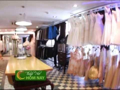 Thời trang áo cưới - Thành Phố Hôm Nay [HTV9 -- 01.11.2013]