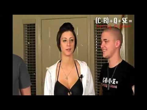 Do Pheromones work? - Dating Science™ EP3 (now in Widescreen!)