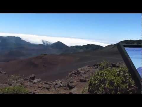 Sliding Sands/Halemau-Haleakala National Park Maui