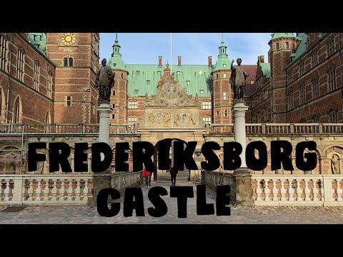 400 years old Frederiksborg Castle 🏰 Hillerød, Denmark #Museum #4kvideo