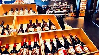 Американский новый супермаркет алкоголь и сигары .American New Supermarket Alcohol, Cigar . Iowa .
