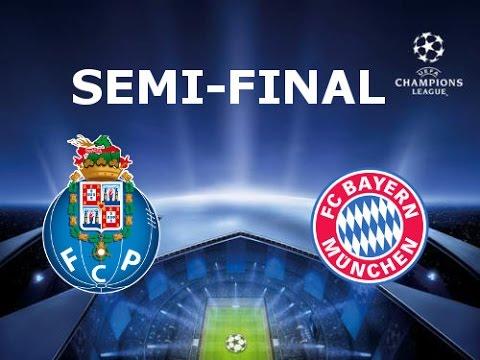 Champions League 2006/07 FC Porto Semi Final