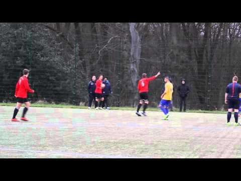 ProSoc College SHOWCASE 2016 / Game vs. Köln West U19 - Part 2 - First half