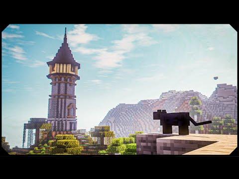 Minecraft: Wizard Tower [Tutorial]