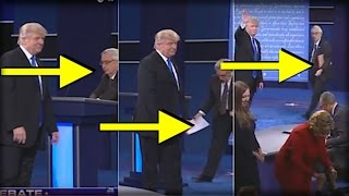 THIS 1 MINUTE VIDEO PROVES HILLARY RIGGED 1ST DEBATE! THE PROOF IS IN THIS MAN'S HANDS