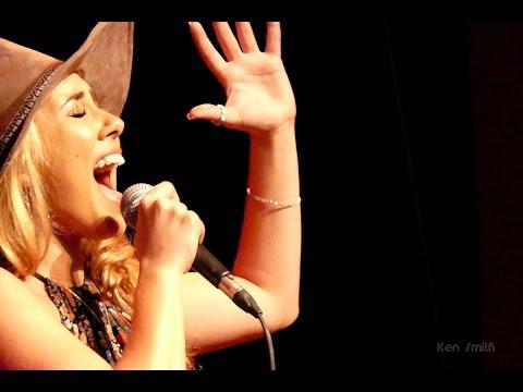 "Haley Reinhart & Jacob Luttrell ""Black Hole Sun"" Petaluma"