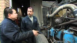 About Trades - Truck & Coach Technician Apprentice