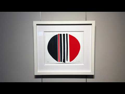 SIR TERRY FROST | RED AND BLACK, SQUEEZED