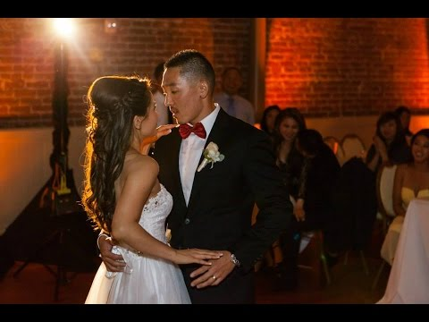 T&A Wedding Video - July 24, 2015 - Long Beach, CA