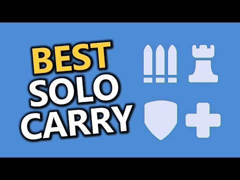 BEST Solo Carry for Each Role (Overwatch)