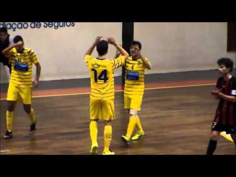 Juniores (Campeonato AFC): Domus Nostra 1-4 CS São João