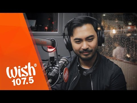 Mark Carpio performs Ako Na Lang Sana  on Wish 1075 Bus