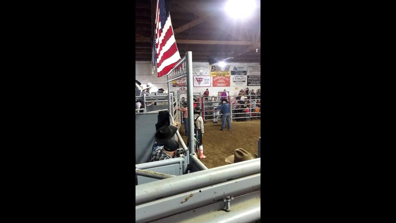 Hatcreek bull riding Marco (Chaparro) Haro - YouTube