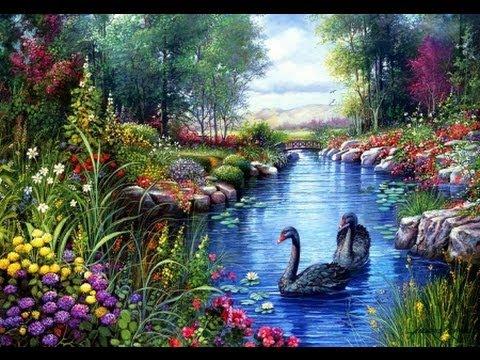 Cheerful Happy Music - Celestial Garden