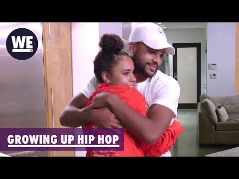Boogie Needs Rehab | Growing Up Hip Hop | WE tv
