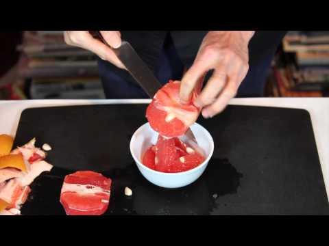 How to Supreme Citrus Fruits   Fresh P