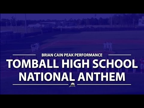 Tomball High School | National Anthem