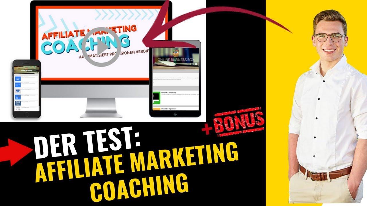 Affiliate Marketing Erfahrungen