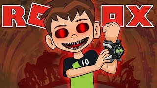EVIL BEN 10 | Roblox Adventures - Roblox Gameplay