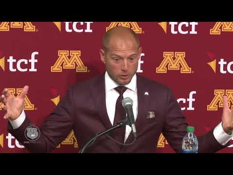 Press Conference: Coach Fleck Previews Middle Tennessee